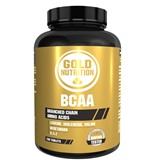 gold nutrition bcaa's branched chain amino acids 180comp