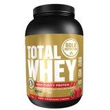 total whey proteína sabor morango 1kg