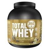 total whey protein vanilla taste 2kg