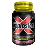 extreme cut explosion thermogenic for man 120capsules