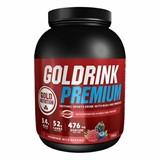 gold drink premium bebida isotónica frutos silvestres 750g
