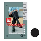 repomen elastic support socks for man 140den size l black