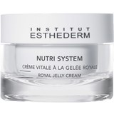 nutri system revitalizing cream with royal jelly for face, neck and neckline 50m