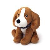 cozy plush beagle