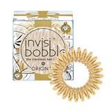 Invisibobble Elástico cabelo edição alice maravilhas ''golden adventures'' 3unid
