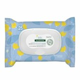 klorane baby body cleasing wipes face, hands and diaper area 25 wipes