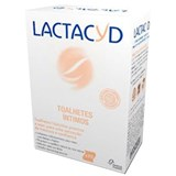 lactacyd intimate wipes for daily hygiene pack 10 units