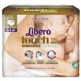touch super soft diapers for sensitive skin pre-mature