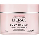 Lierac Body hydra [+] creme nutritivo corpo refirmante pele muito seca 200ml