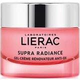 supra radiance gel creme renovador anti-oxidante peles normais a mistas 50ml