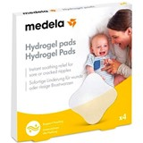 tender care hydrogel breast pads 4 units