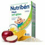 apple without gluten with adapted milk 300g