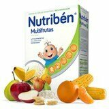 Multifrutas papa para bebé sem açúcar 300g