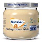 Nutriben Boião maçã/laranja/banana/bolacha 130g