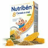 8 cereals & honey bifidus effect 300g
