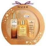 coffret prodigieux parfum 50ml + óleo de duche 30ml + huile prodigieuse 30ml