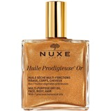 huile prodigieuse or multi-usage dry oil golden shimmer 100ml