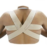 e-240 strong shoulder support to correct incorrect positions size1
