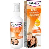 paranix repel spray repellent for lice outbreaks 100ml