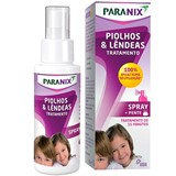 Paranix treatment spray against lice and nits 100ml + comb