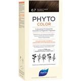 phytocolor permanent hair dye  6.7 dark hazelnut blond
