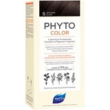 phytocolor permanent hair dye 5 light brown