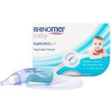 rhinomer baby narhinel soft aspirador nasal 1unidade