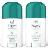 keops stick deodorant 2x40ml