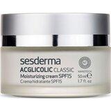 Acglicolic classic moisturizing cream spf15 50ml