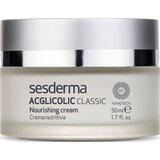 acglicolic classic creme nutritivo antienvelhecimento peles secas 50ml