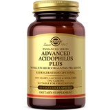 advanced acidophilus plus suplemento probiótico 60cápsulas