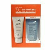 clairial spf50 50ml gift physiopure clensing gel 50ml