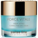 Swiss Line Aqua vitale creme anti-rugas contorno de olhos 15ml