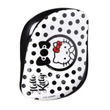 hairbrush compact hello kitty black and white