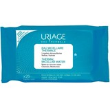 Uriage Make-up remover wipes 25wipes
