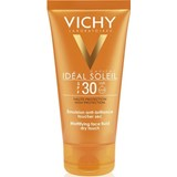 ideal soleil emulsão toque seco spf30 50ml