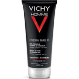 homme hydra mag c shower gel 200ml
