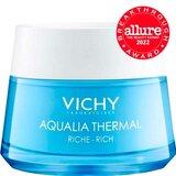 aqualia thermal creme rico hidratante peles secas a muito secas 50ml