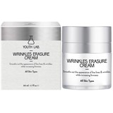 wrinkles erasure cream spf10 anti-aging cream all skin types 50ml