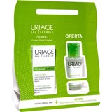 hyséac 3-regul global care 40ml + micelar water oily/combination skin 100ml