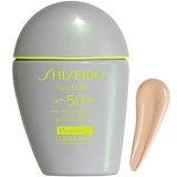 Shiseido Sports bb spf50+ wetforce solar com cor light 30ml