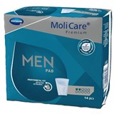 Molicare Men premium pad 2 for incontinence