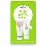body set cellulite free serum 200ml + firmness body cream 200ml