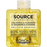 la source shampoo suave para couro cabeludo sensível 300ml