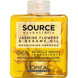 la source shampoo nutritivo para cabelo seco 300ml