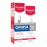 maternity stretch marks prevention fragrant cream 150ml + legs gel 125ml