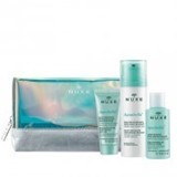 bag aquabella moisturizing 50ml + lotion 35ml + cleansing gel 15ml