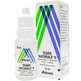 tears naturale eye lubricating drops 15ml