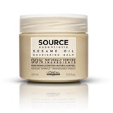 la source nourishing balm for dry hair 300ml