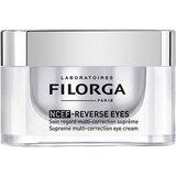 ncef-reverse eyes creme para controno de olhos multicorreção 15ml